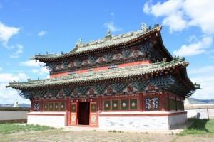 Monastère Erdenezuu à Kharkhorin