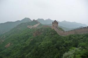 Randonnée sur la grande muraille de Chine, de Jinshanling à Simatai